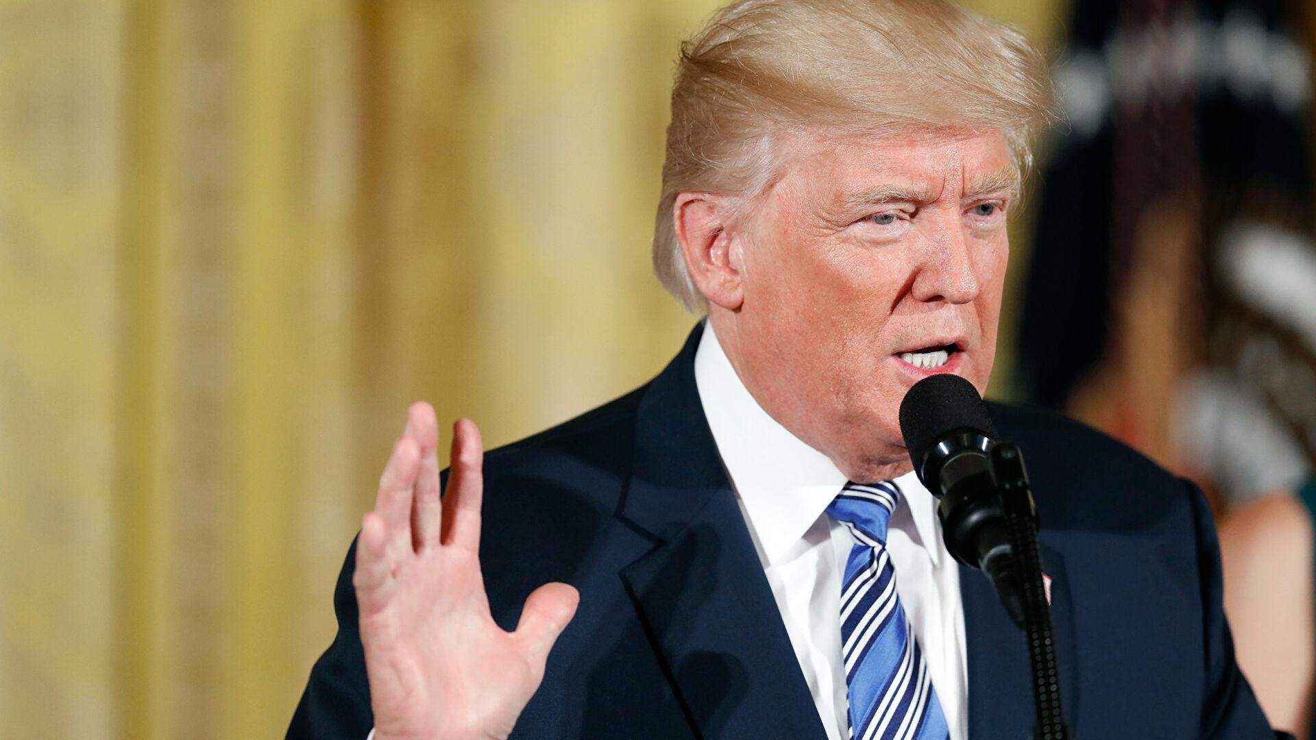 Трамп доволен тем, что его соперником на выборах будет Джо Байден