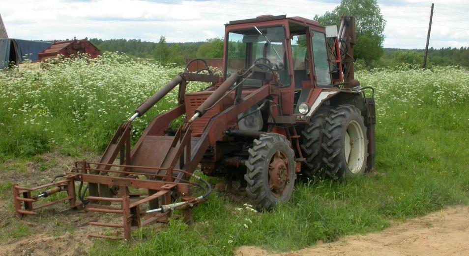 Утильсбор введут только для отечественной сельхозтехники – МСХ