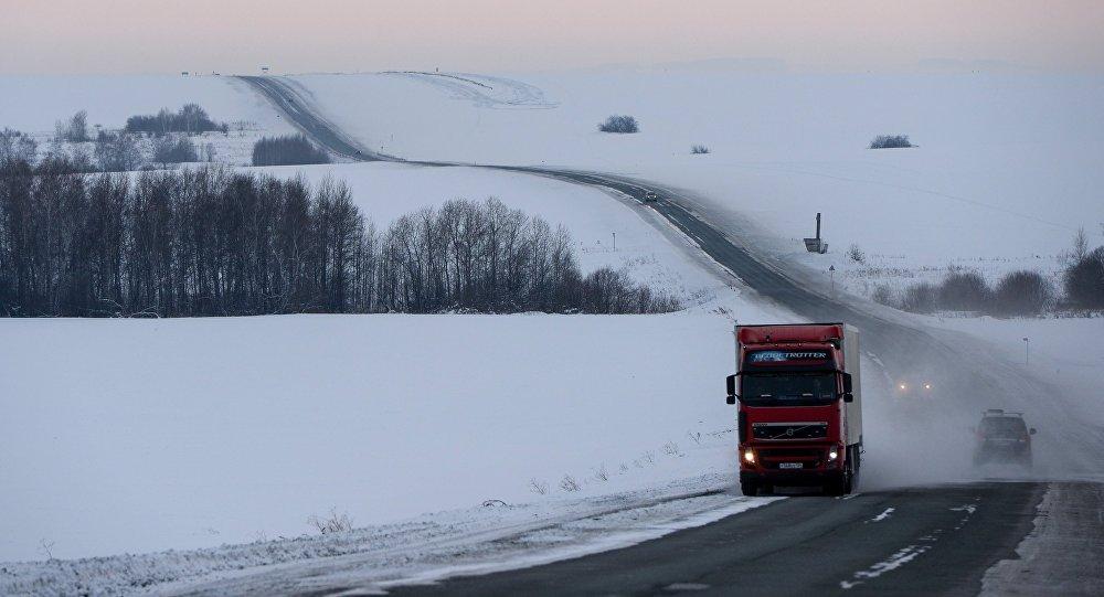В Северном Казахстане закрыли все дороги