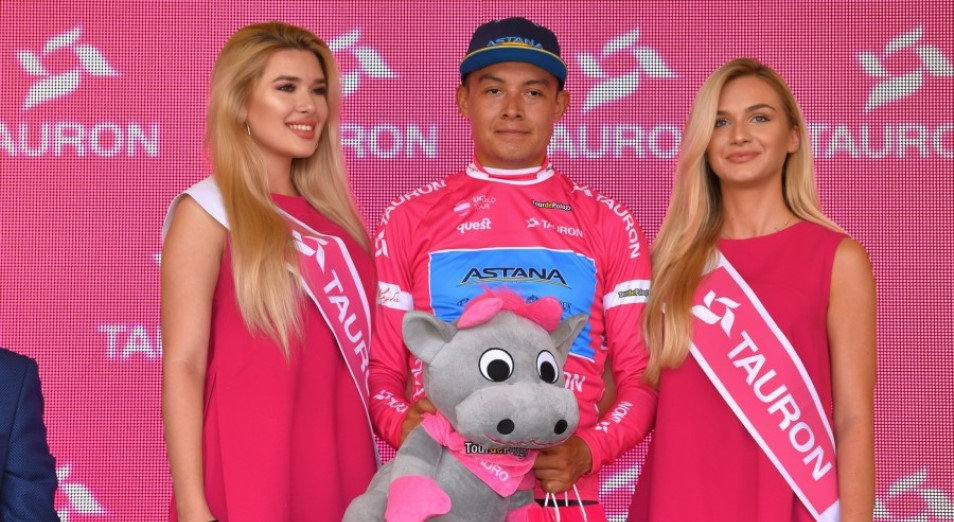 «Тур Польши»: Контрерас надевает «горную майку»