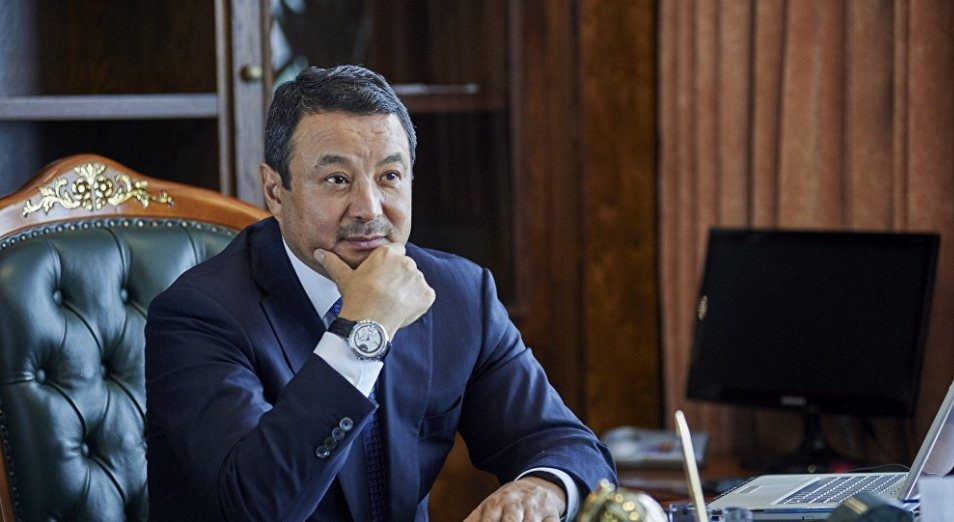 Серік Қонақбаев Азия бокс федерациясының айыптауын жоққа шығарды