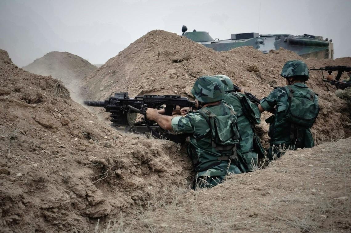 Минобороны Азербайджана обвинило Армению в нарушении нового режима гуманитарного перемирия
