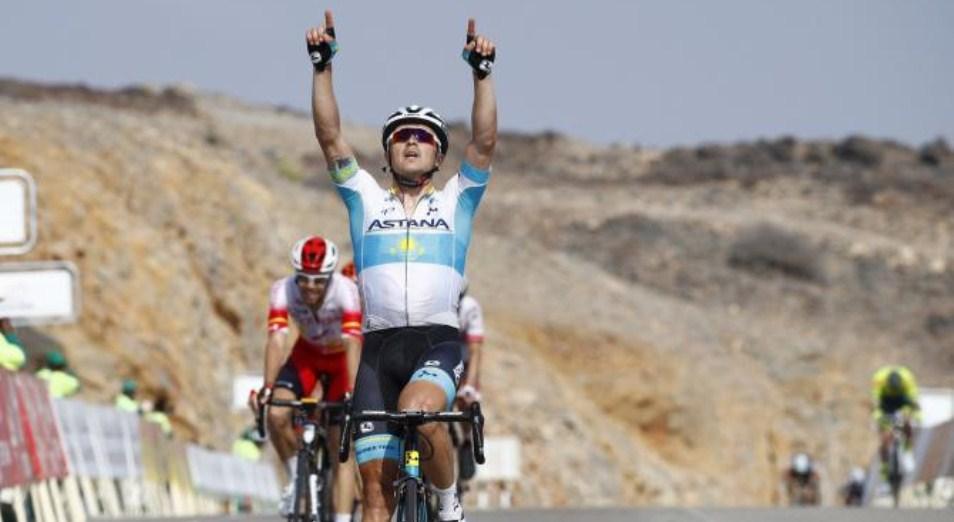 Луценко создал комфортный задел перед королевским этапом «Тура Омана»