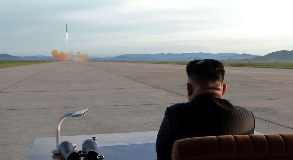 Пуски северокорейских ракет были проведены по указанию Ким Чен Ына