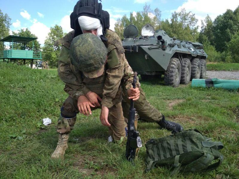 Военные врачи Казахстана продемонстрируют профессиональное мастерство в военно-медицинской эстафете
