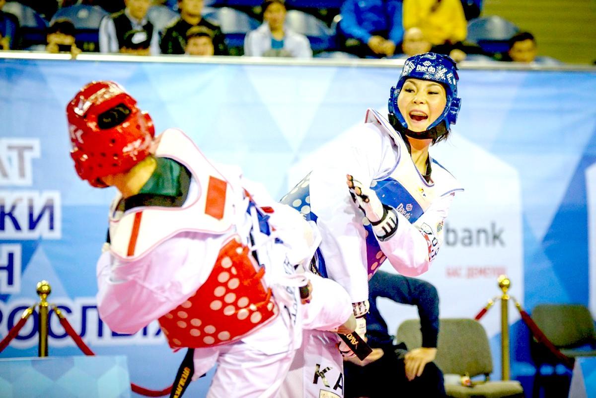 Военнослужащая казахстанской армии стала призёром международного турнира