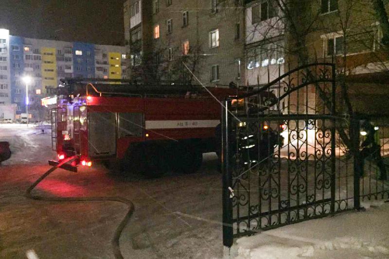 В Петропавловске из ресторана эвакуировали 200 человек
