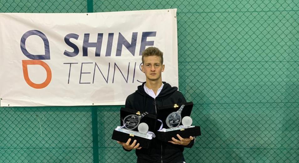 Лучший юниор Казахстана выиграл турнир в Дубае
