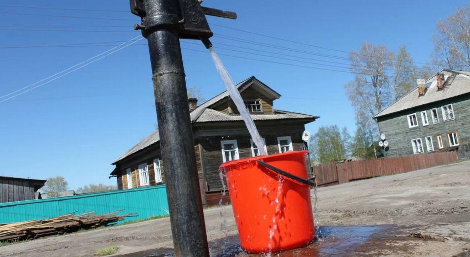 Водный оператор сельских территорий выплывает на поверхность