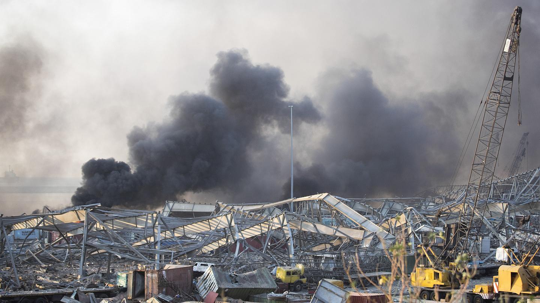 Руководство таможни Ливана неоднократно предупреждало об опасности хранения груза селитры в порту Бейрута
