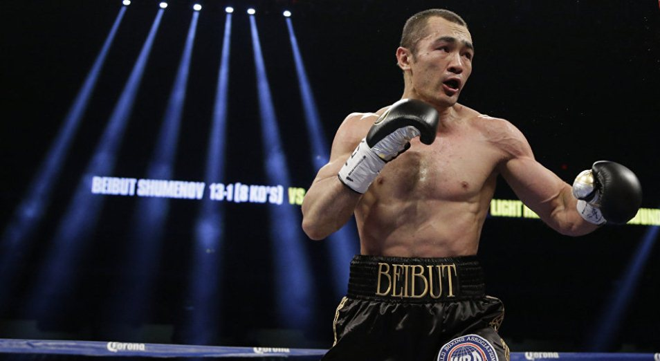 WBA отправила Шуменова в отпуск