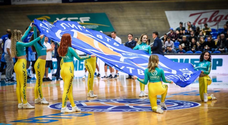 Единая Лига ВТБ: «Астана» становится домашней командой