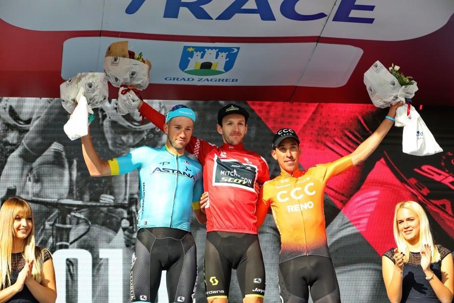 «Тур Хорватии»: этап 6. Велокоманда «Астана» выиграла командный зачет