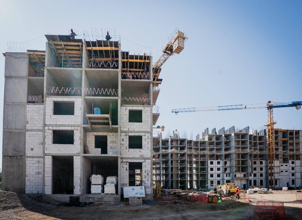 Как в Нур-Султане решаются жилищные вопросы