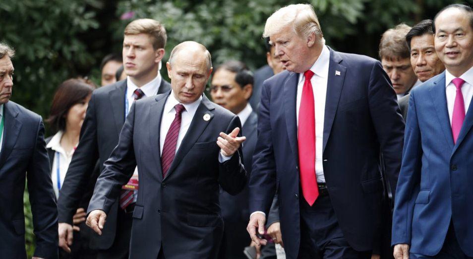 Сможет ли Путин выпросить у Трампа облегчение санкционного бремени?