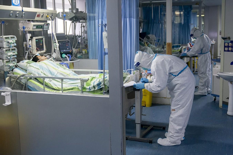 401 пациент с коронавирусом – в тяжелом состоянии