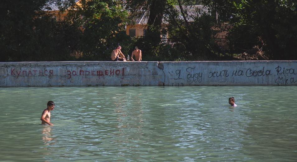 «Коронавирусное» лето: купаться алматинцам пока нельзя