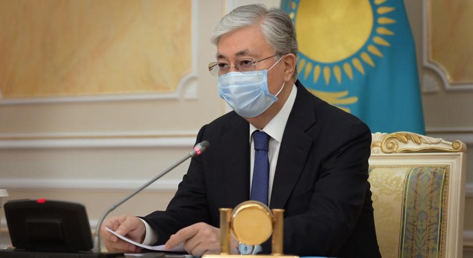 Касым-Жомарт Токаев: «Чиновники меняются по кругу один за другим, а системные проблемы не решаются»