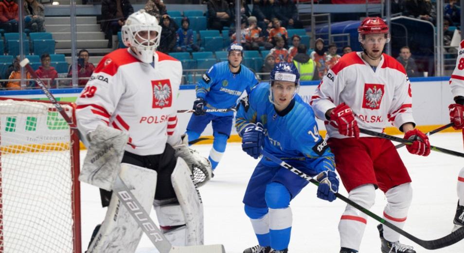 Казахстан остался без хоккейного олимпийского турнира