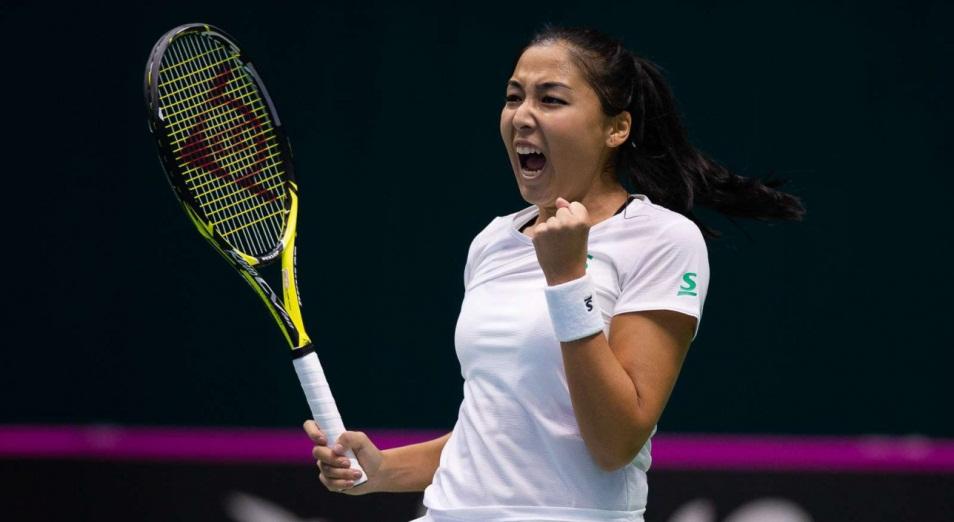 Зарина Дияс взяла девятый титул в карьере