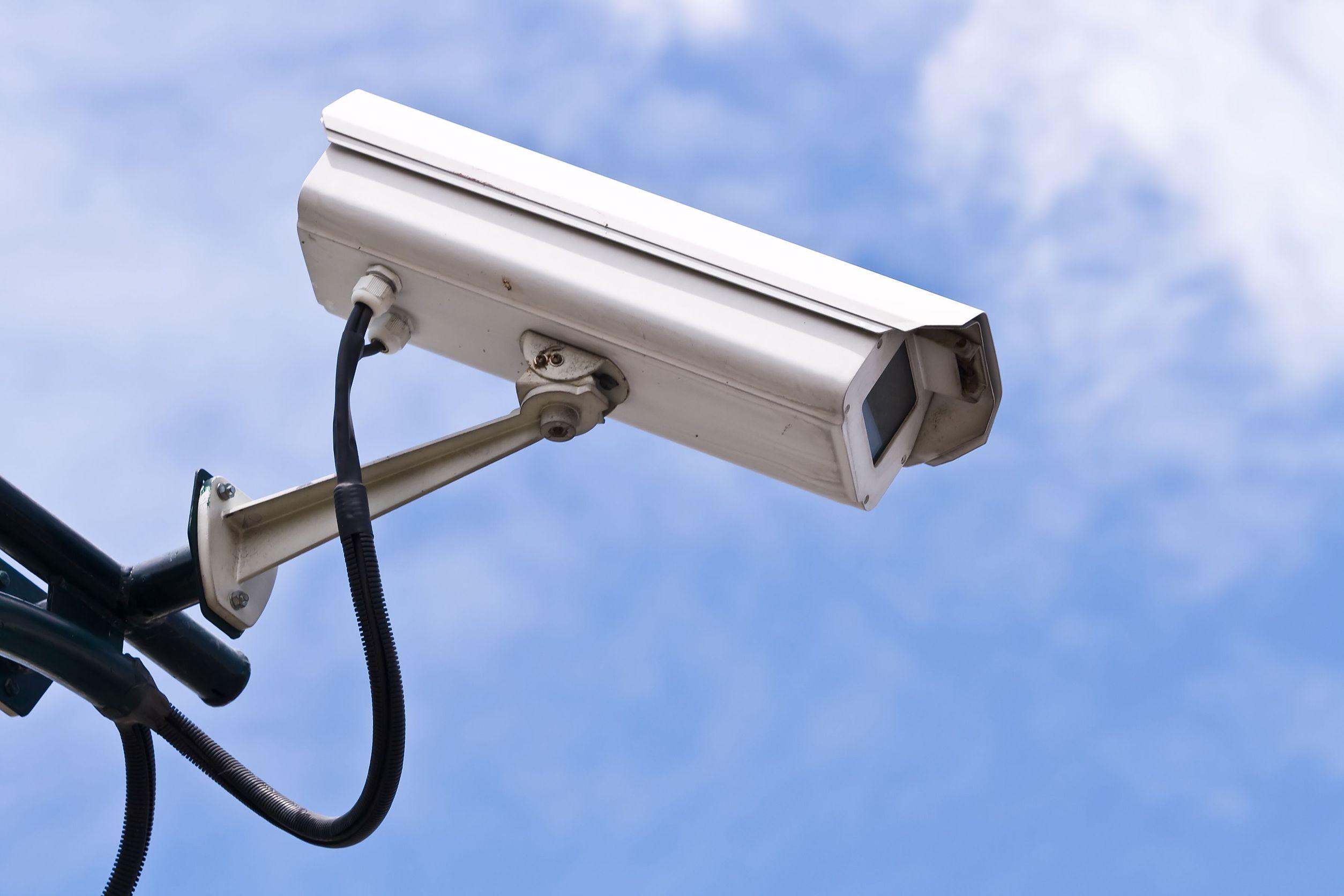 На платных парковках Алматы установят камеры видеонаблюдения