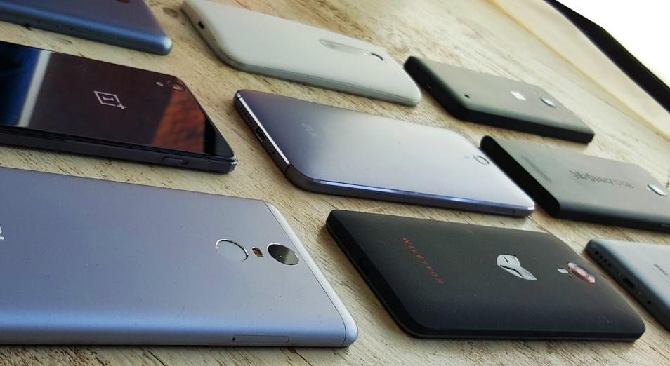 Китайские смартфоны теснят Apple и Samsung