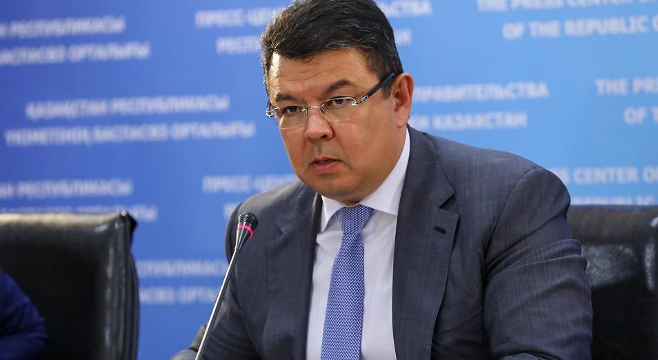 Министр энергетики РК прокомментировал мировые цены на нефть