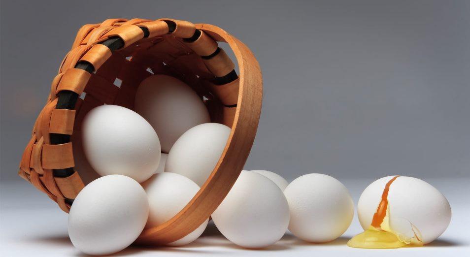 Падение яйца вкрутую
