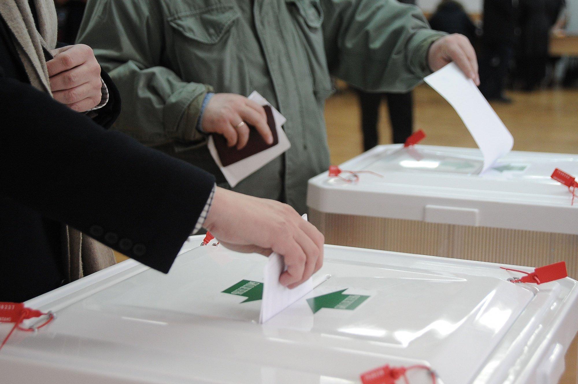 Перед Единым днём голосования в РФ наступает «день тишины»