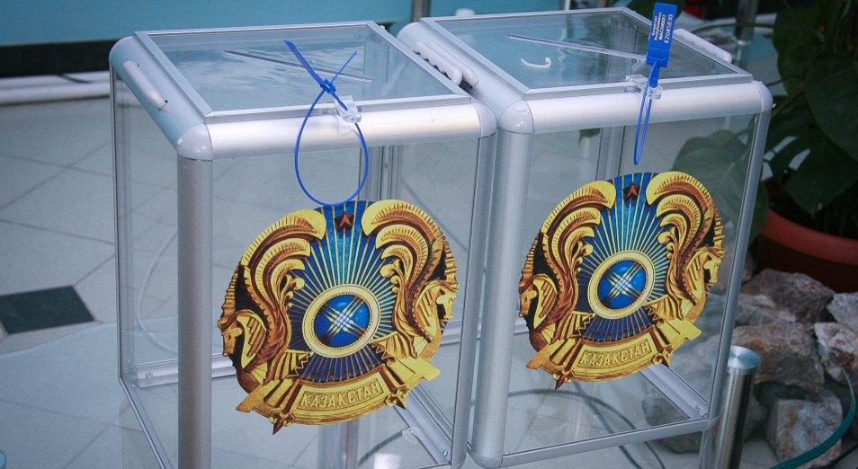 Обзор предвыборной кампании кандидатов в Президенты Республики Казахстан