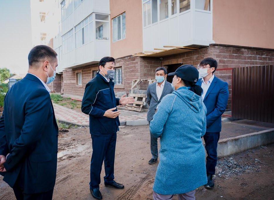 Алтай Кульгинов – застройщикам: Строить нужно качественно