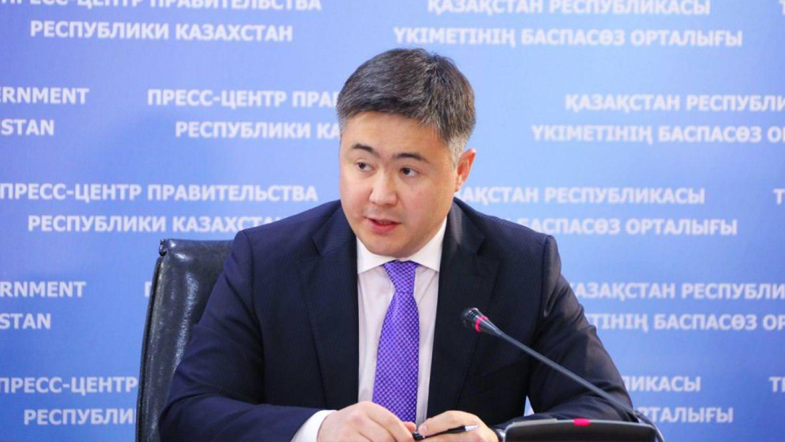 Сулейменов озвучил предложения по реформированию финансового рынка РК