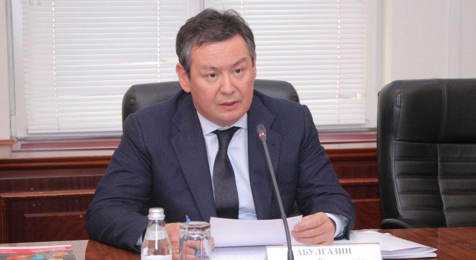В Федерации настольного тенниса Казахстана новый президент