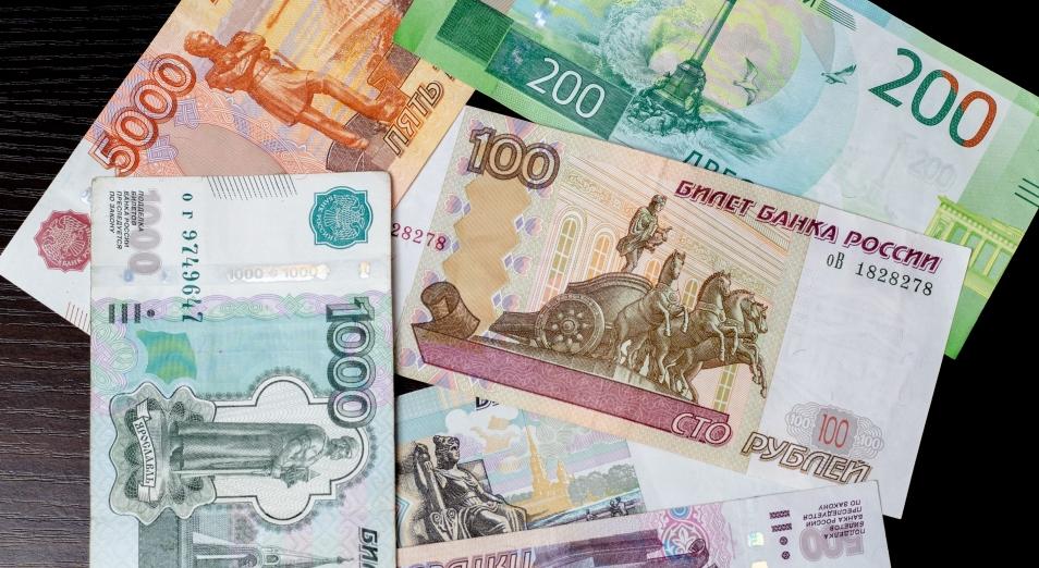 Южные регионы полюбили рубль