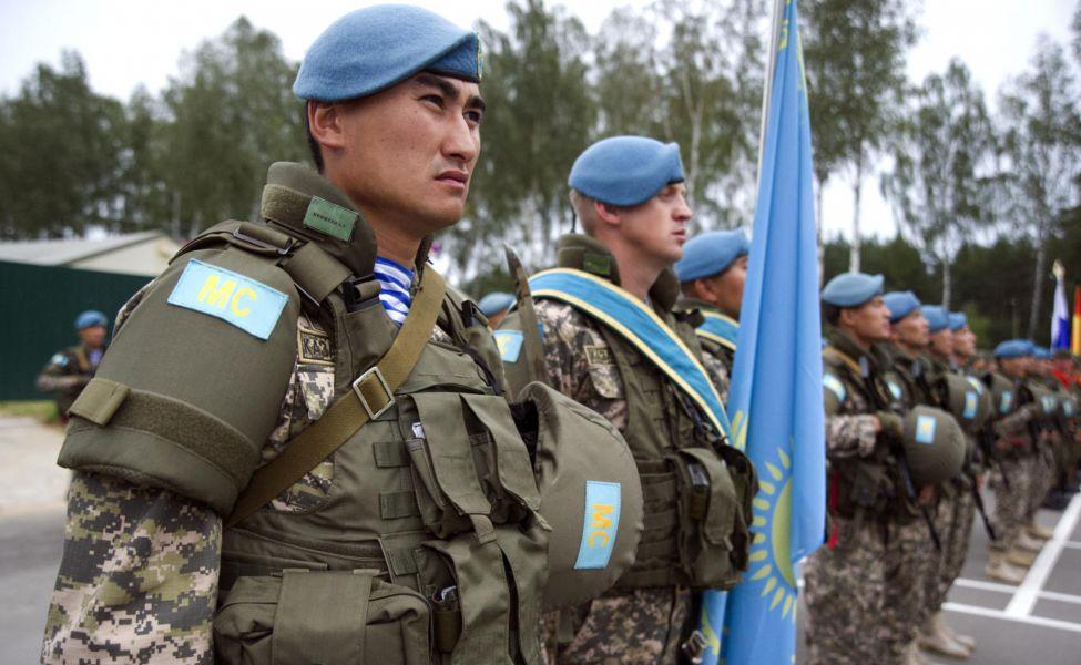 Казахстан может направить своих миротворцев в миссии ООН совместно с другими странами – МИД