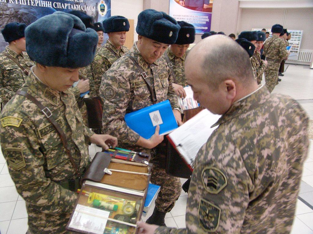 В Кадетском корпусе проходят курсы повышения квалификации сержантов рот