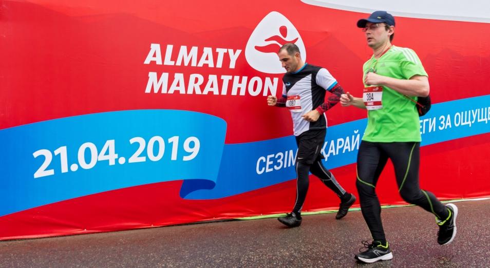 «Алматы марафон – 2019»