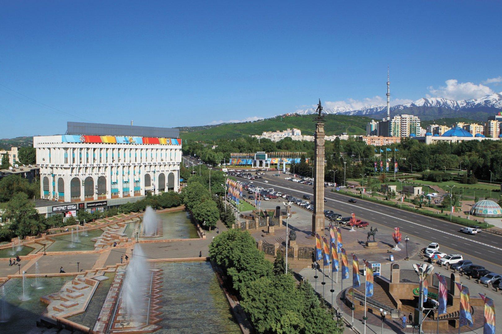 Алматы занял 157-е место в глобальном рейтинге популярности направлений Mastercard