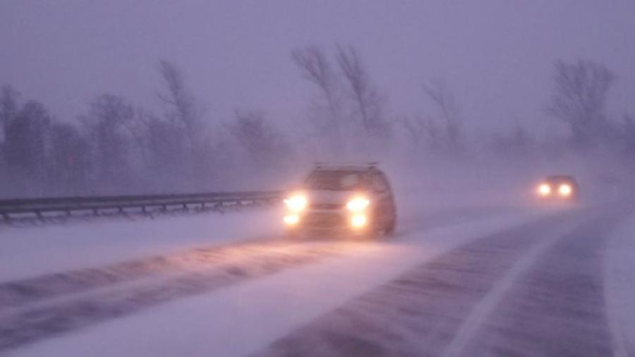 Какие дороги закрыты из-за непогоды?