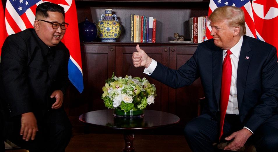 Прелюдия к миру. Трамп меняет расклад на Корейском полуострове