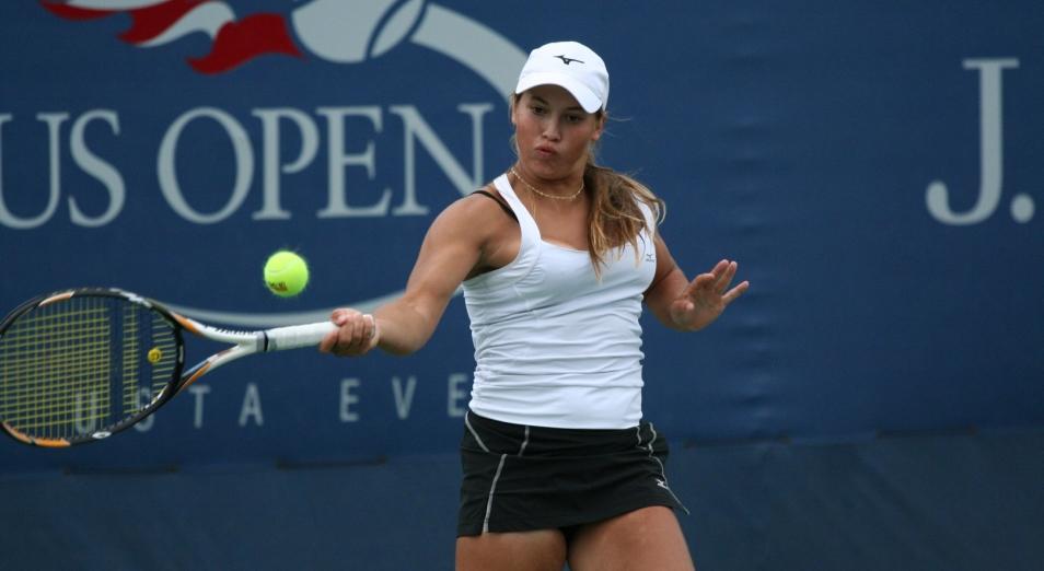 Путинцева зачехлилась на US Open в шаге от рекорда