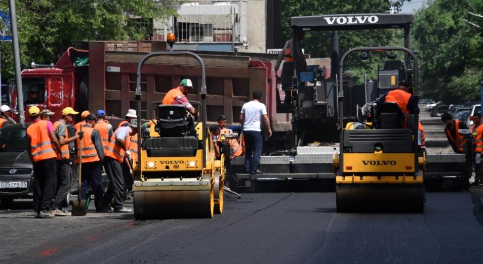 Улицы Алматы вновь перекопают
