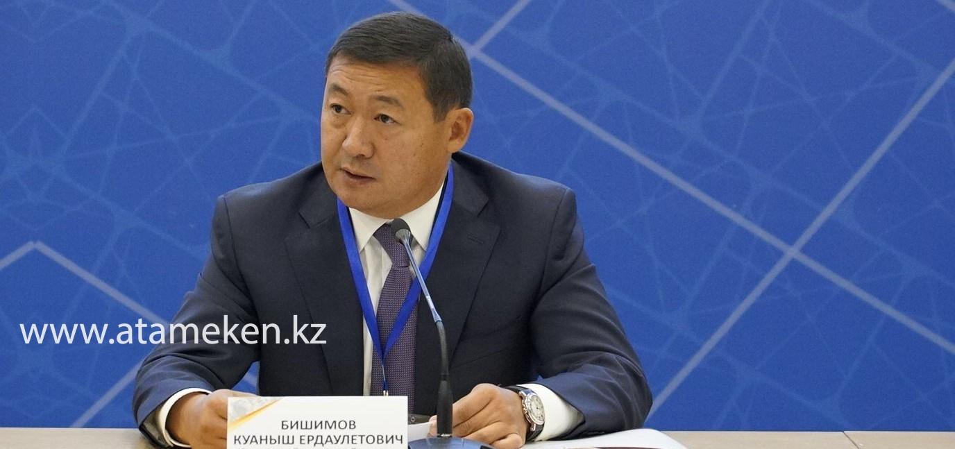 Машиностроительные предприятия в РК активно вовлечены в процесс локализации – Куаныш Бишимов