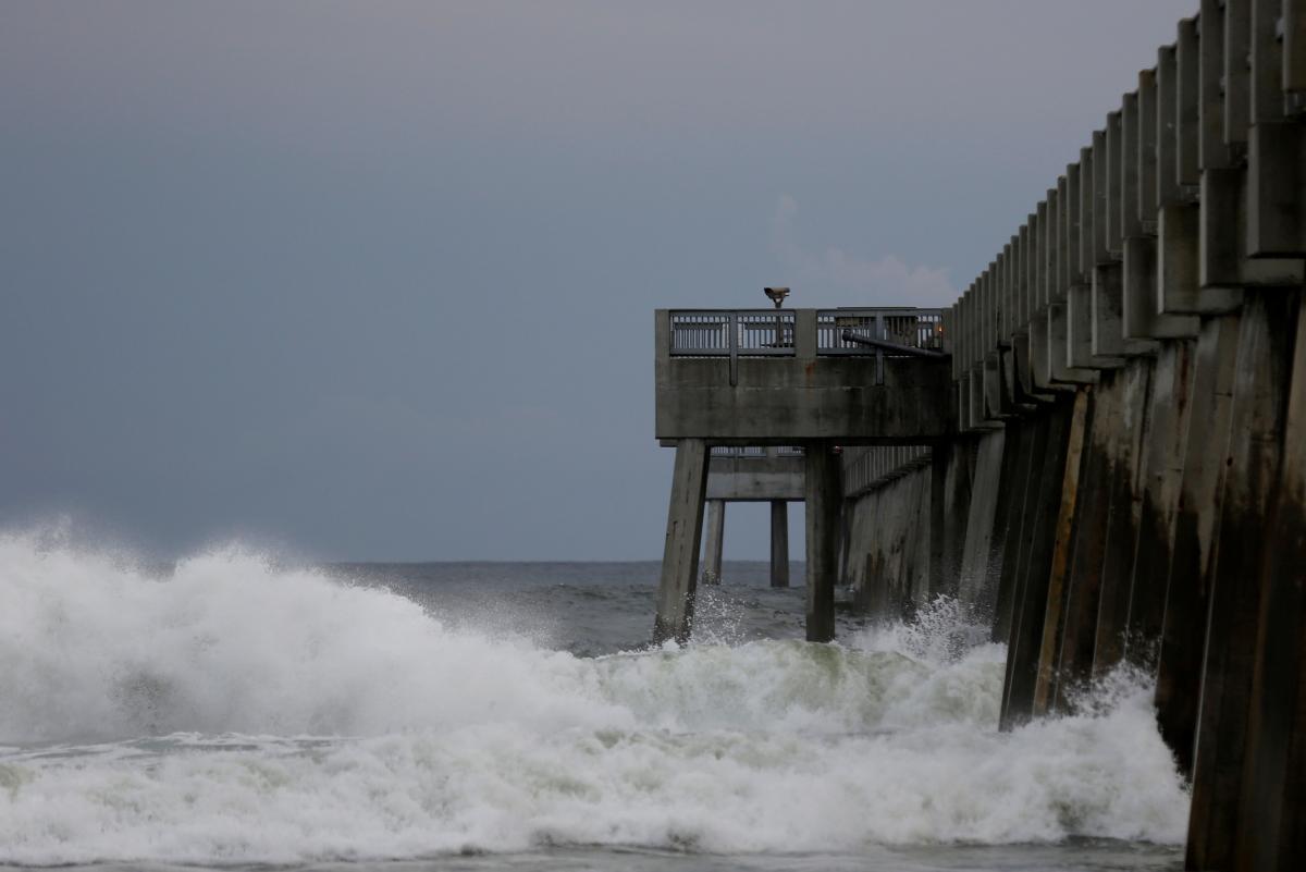 Два человека погибли в США в результате урагана «Майкл»