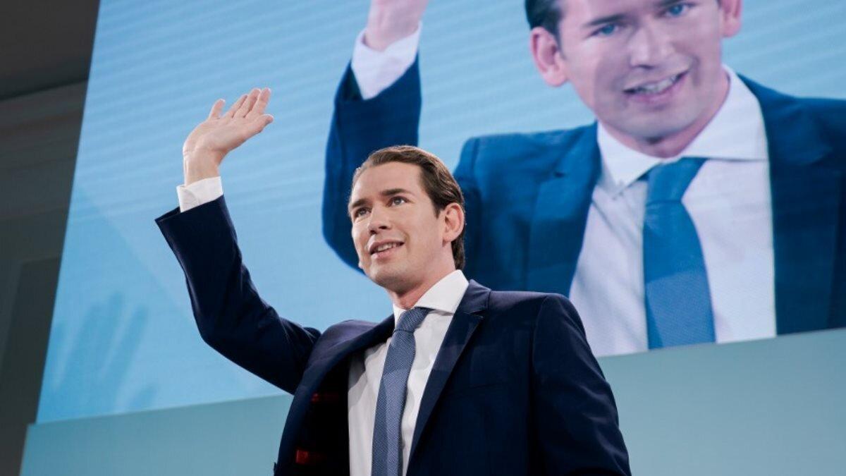 Австрийская народная партия Себастьяна Курца побеждает на внеочередных выборах