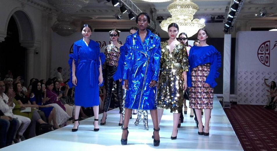 В Шымкенте проходит Неделя моды Aspara Fashion week