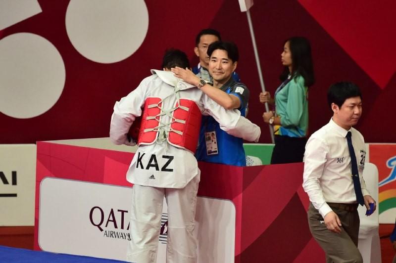 Руслан Жапаров принёс Казахстану восьмую медаль на Азиаде-2018