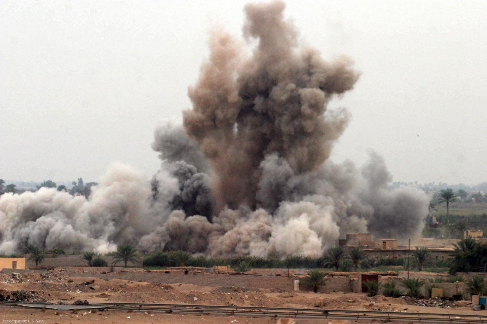 ВВС Афганистана ликвидировали на северо-западе страны 14 боевиков и главаря талибов