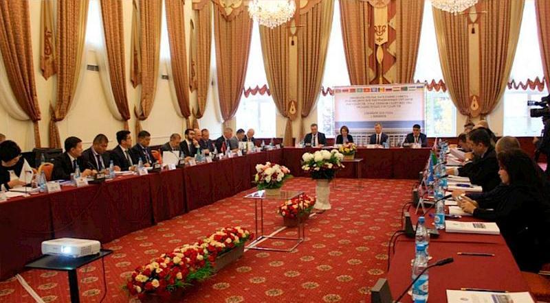 Казахстанская делегация обсудила вопросы миграции населения с коллегами из СНГ