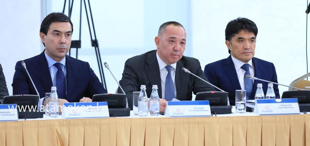 Рустам Журсунов: «Гуманизация бизнеса не должна нарушать прав потребителей»